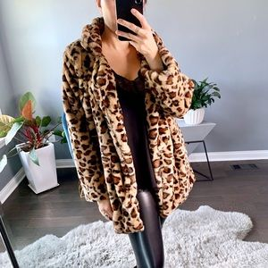 🆕◾️Nevin Leopard Coat 🐆
